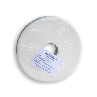 PE-beglazingsband super 9/4 wit 100mtr