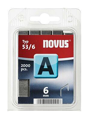 NOVUS dundraad nieten A 53/6mm 2000st