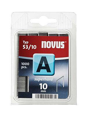 NOVUS dundraad nieten A 53/10mm 1000st