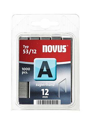 NOVUS dundraad nieten A 53/12mm 1000st
