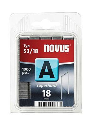 NOVUS dundraad nieten A 53/18mm 1000st
