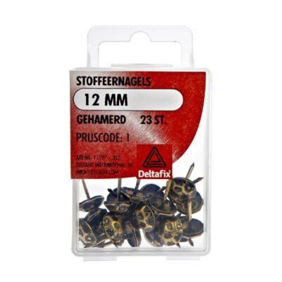 stoffeernagels gehamerd 12mm 23st