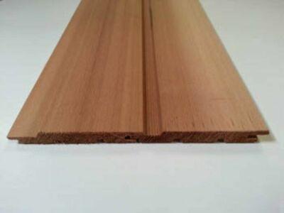 Red cedar sponningschr volh 12x83mm 365cm