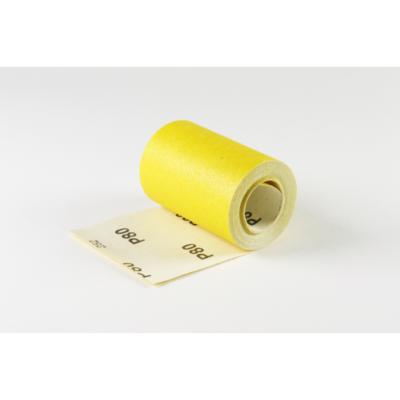 Veba schuurpapier rol 95mmx5mtr Aluminium oxide P80