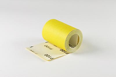 Veba schuurpapier rol 95mmx5mtr Aluminium oxide P100
