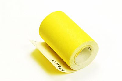 Veba schuurpapier rol 95mmx5mtr Aluminium oxide P120