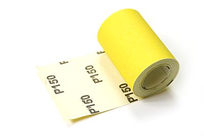 Veba schuurpapier rol 95mmx5mtr Aluminium oxide P150