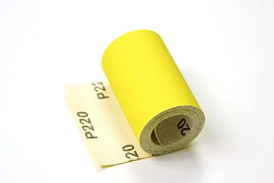 Veba schuurpapier rol 95mmx5mtr Aluminium oxide P220
