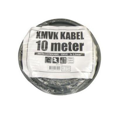 3 x 2.5 XMVK 10 meter ring grijs