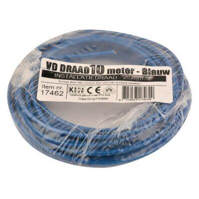 VD-draad 2,5mm² blauw 10 meter