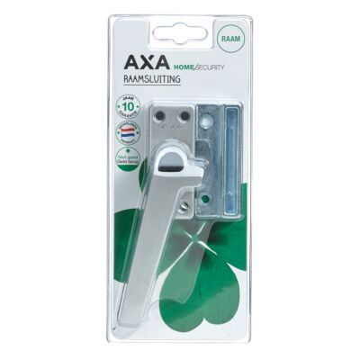 AXA raamsluiting 3308 / drukknop / links
