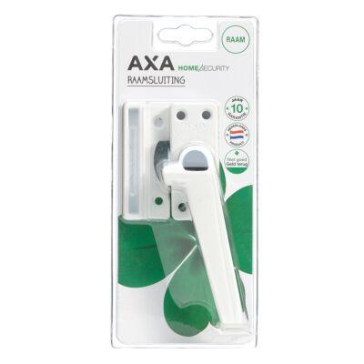 AXA raamsluiting 3308 / drukknop / rechts / wit
