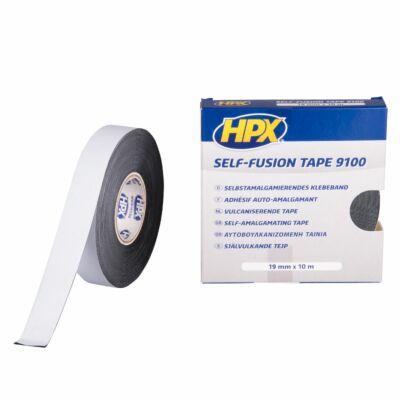 Zelfvulkaniserende tape zwart 19mm 10mtr