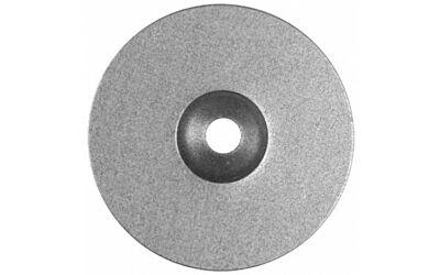 Fisprofi iso-onderlegplaat 50mm VZ 100st