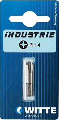 Bitkaart pozidriv bit PZ-4-25mm 1st