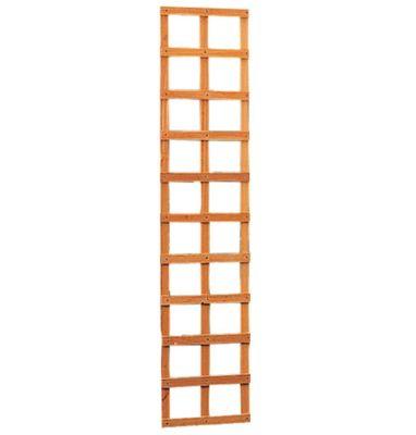 Hardhouten trellis 40x180cm