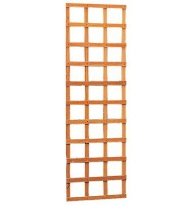 Hardhouten trellis 56x180cm