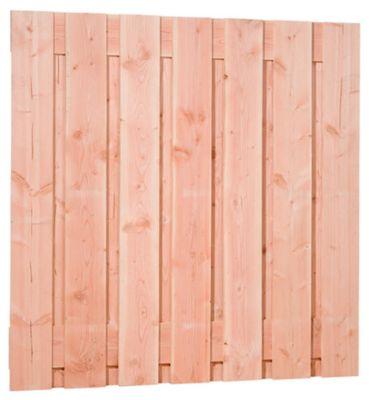 Douglas 15-planks 180x180cm onbeh