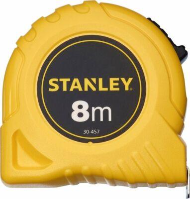 Rolbandmaat stanley 8M - 25mm (kaart)