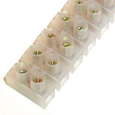 Kroonsteen strip 10mm2 transparant
