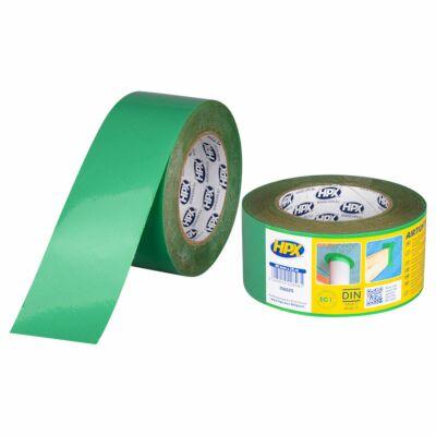 Flexibele pe tape groen 50mmx25m