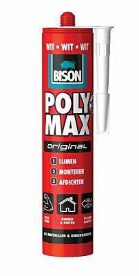 Bison Poly Max kit wit 425gr