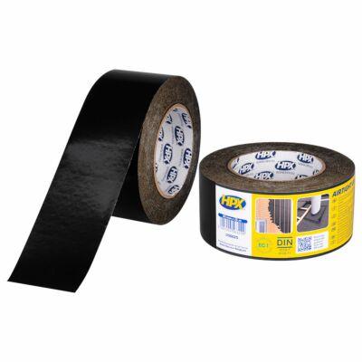 UV-Bestendige pe tape zwart 90mm 25mtr