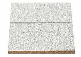 Agnes One-Step Plafondplaat stucwit 62x122cm