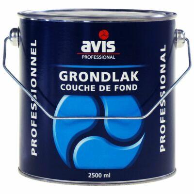 AVIS grondlak grijs 2,5ltr