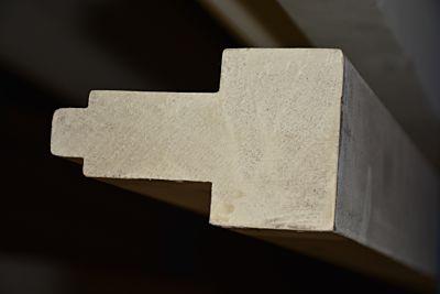 B profiel 66x110mm gevingerl gegr 590cm