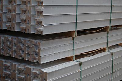 Binnendeurskozijn hardhout 56x90mm 231,5 stomp