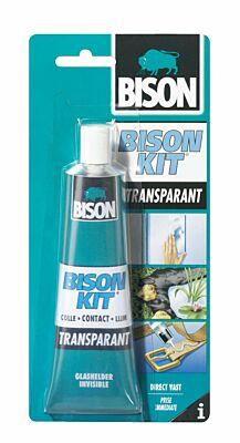 Bison kit transparant CRD 100ml*6 NLFR