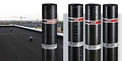 Bitumen dakbedekking bezand 7,5x1m1