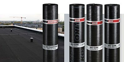 Bitumen dakbedekking onderlaag 12x1m1