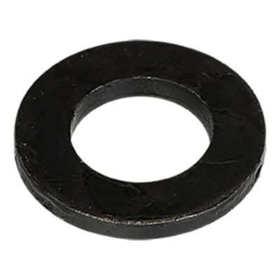 Blackline sluitring gezwart DIN125-A M6 (6,4x12x1,6) 25st