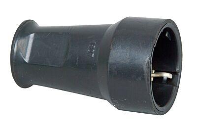 Contrastekker pvc IP20