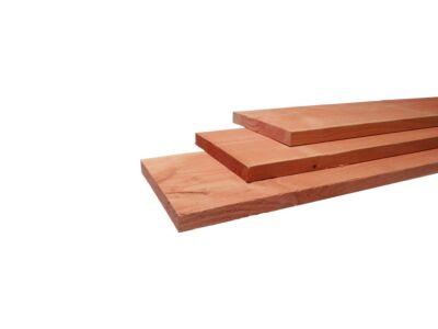 Douglas fijnbez plank 22x175 400cm