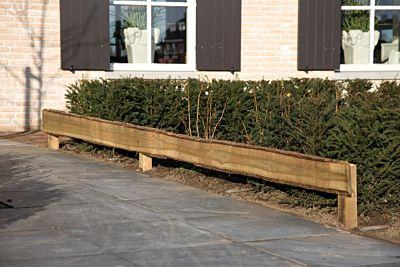Douglas schaaldeel geimpr 1,9x15-25cm 400cm