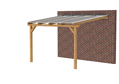Douglas veranda helder 306x287cm