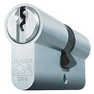 Dubbele cilinder veiligh. 30/30
