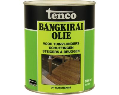Tenco bangkirai olie waterbasis 1liter