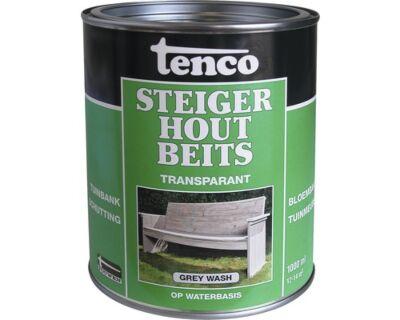 Tenco steigerhoutbeits grey wash 1liter
