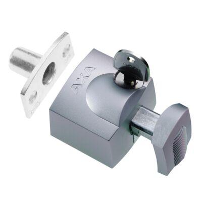 AXA veiligheidsoplegslot 3012 zilver