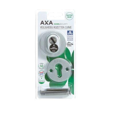 AXA Curve Veiligheidsrozetten rond anti-kerntrek