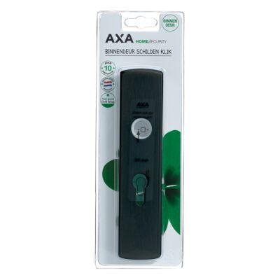 AXA Curve Klik Binnendeurschilden PC55 zwart