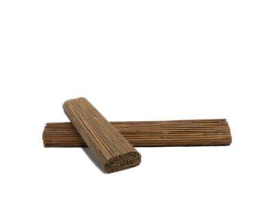 Gespleten bamboe mat 200x500cm