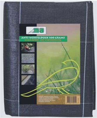 Gronddoek/ anti-worteldoek 100 gram 5,20x5m1
