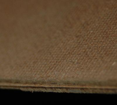 Hardboard standaard afm 122x244 dikte 3mm