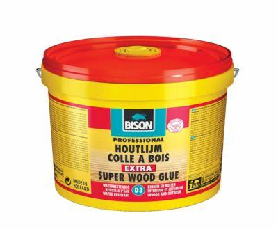Bison houtlijm extra buc 3kg*1 L20