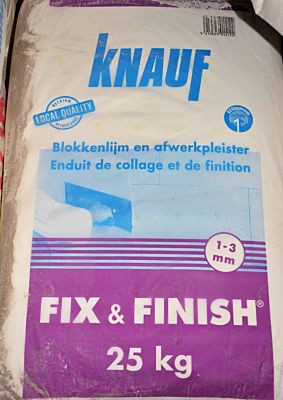 Knauf Fix and Finish a 25kg